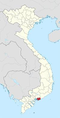 Ba-Ria-Vung-Tau-Map-Vietnam-Administration-Units