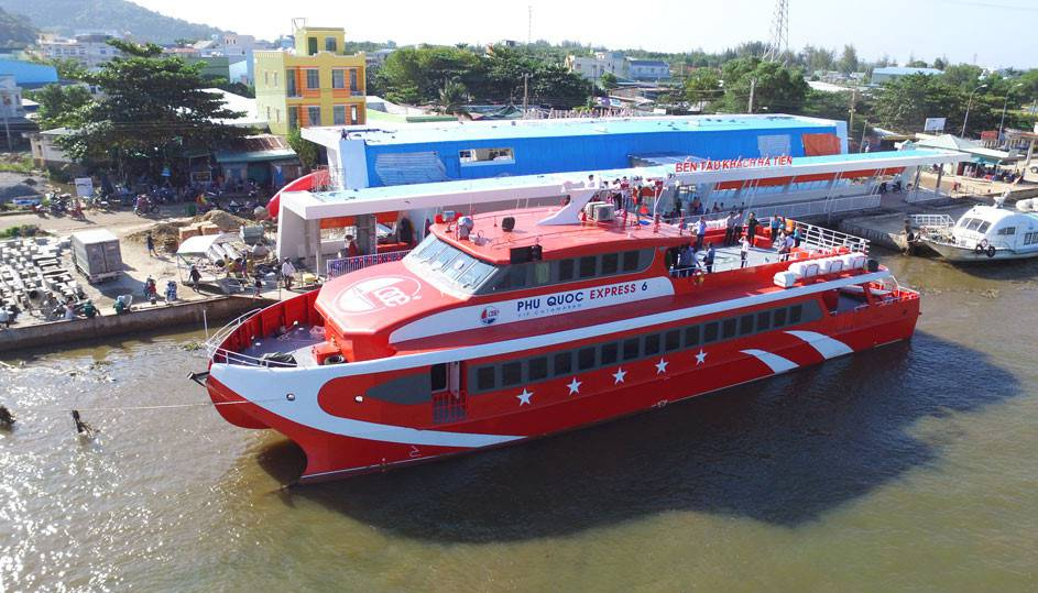 Phu Quoc Express Boat