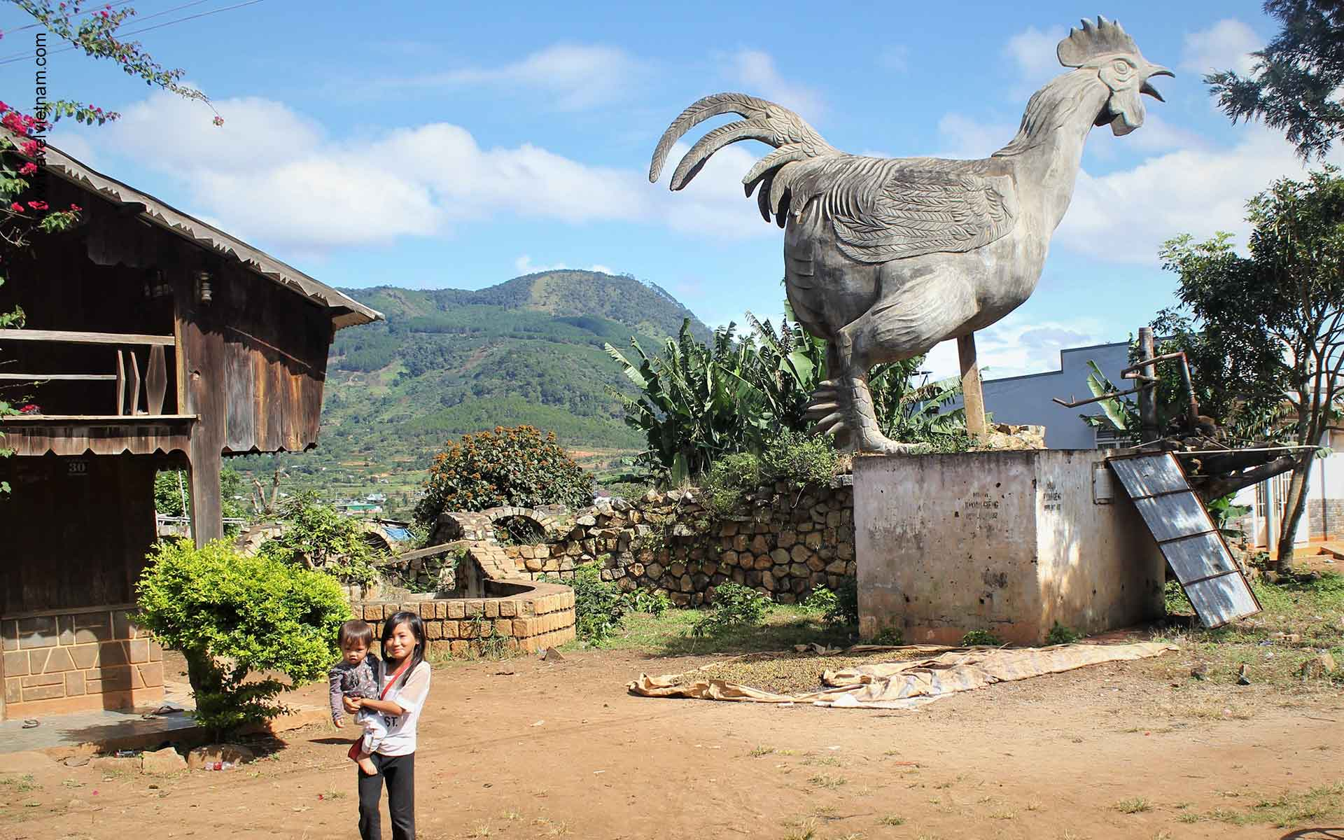 Lat Village/ Chicken Village (Da Lat)