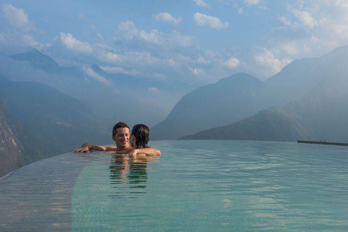 Swimming Pool in Sapa