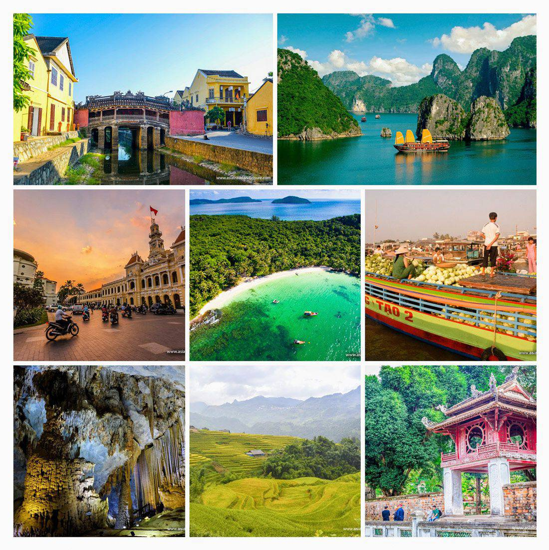 Vietnam Tours from UK