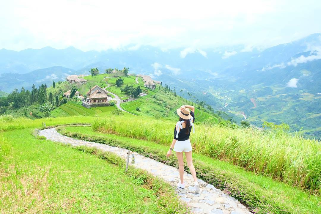 sapa resort topas view
