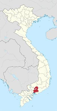Dong-Nai-Map-Vietnam-Administration-Units