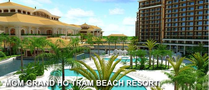 MGM Grand Ho Tram Beach Resort