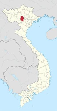 Phu-Tho-Map-Vietnam-Administration-Units