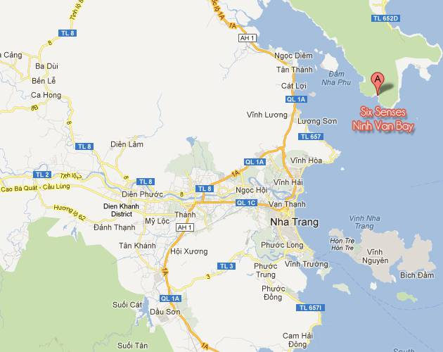 Six-Senses-Ninh-Van-Bay-Location