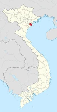 Thai-Binh-Map-Vietnam-Administration-Units