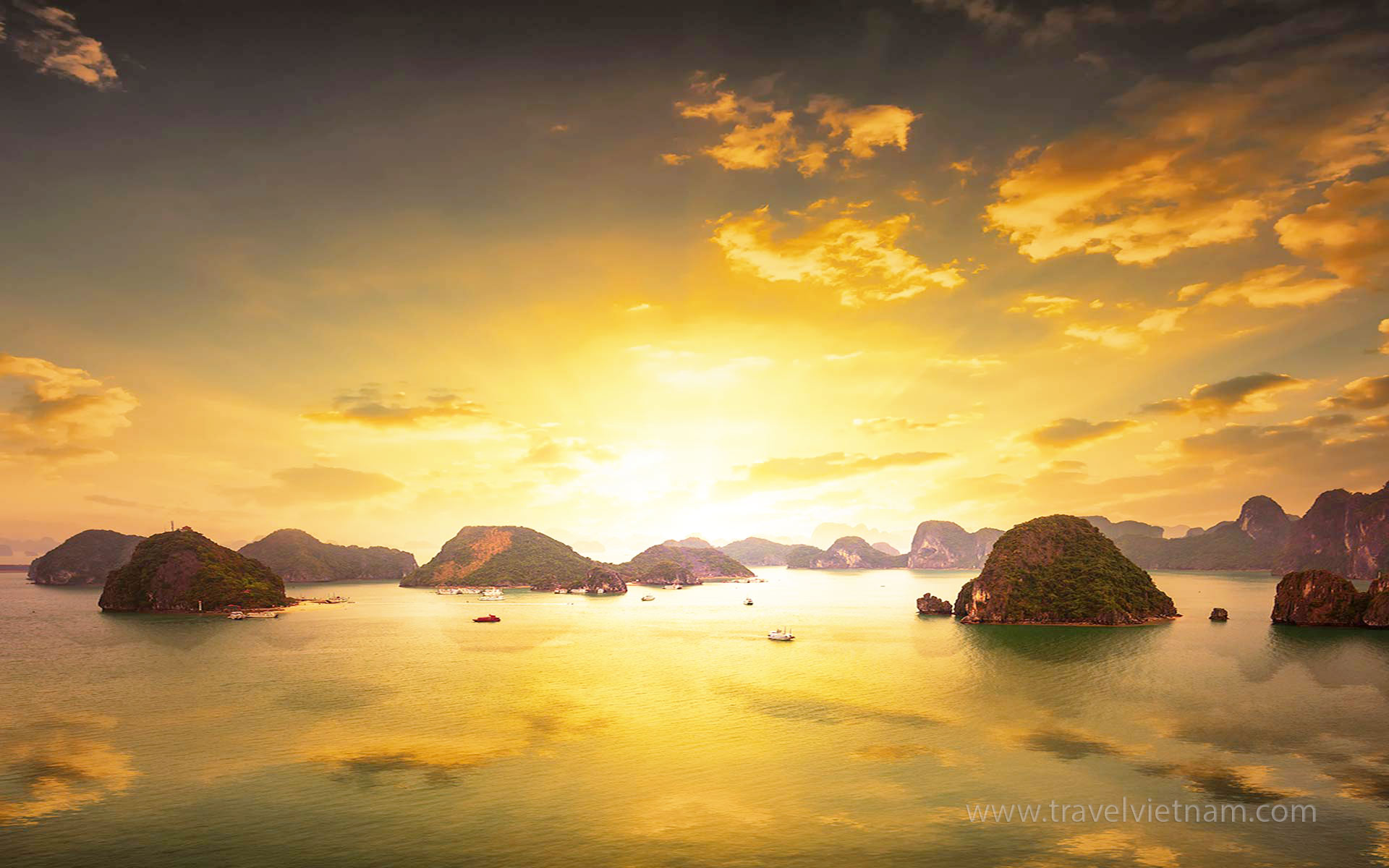 Halong Bay, Vietnam: General information
