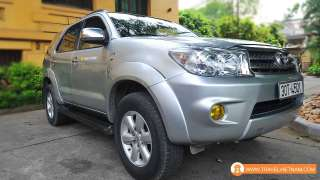7-seater Private Car, Toyota Fortuner
