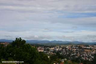 Da Lat view from above