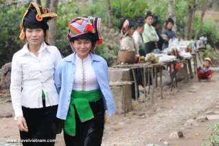 Thai people in Dien Bien