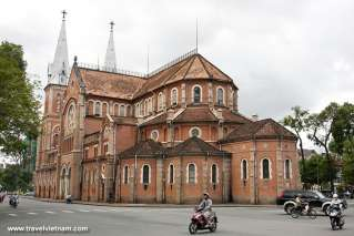Ho Chi Minh City's Notre Dame Cathedral