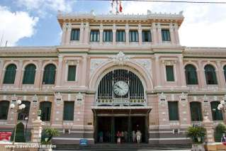 Ho Chi Minh City's post office