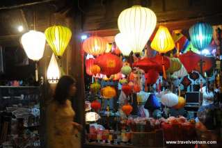 Traditional lantern in Hoi An