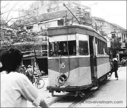 Old Tramp Car - Hanoi