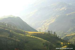 Majestic  and beautiful Sapa