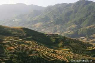 Beautiful Sapa in the morning