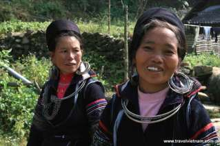 Ethnic women in Sapa