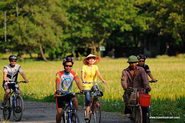 Biking North Vietnam - 4 Days