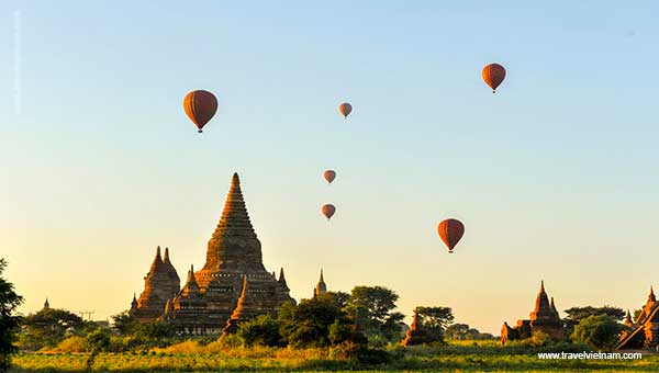From Angkor Wat to Bagan - 12 Days