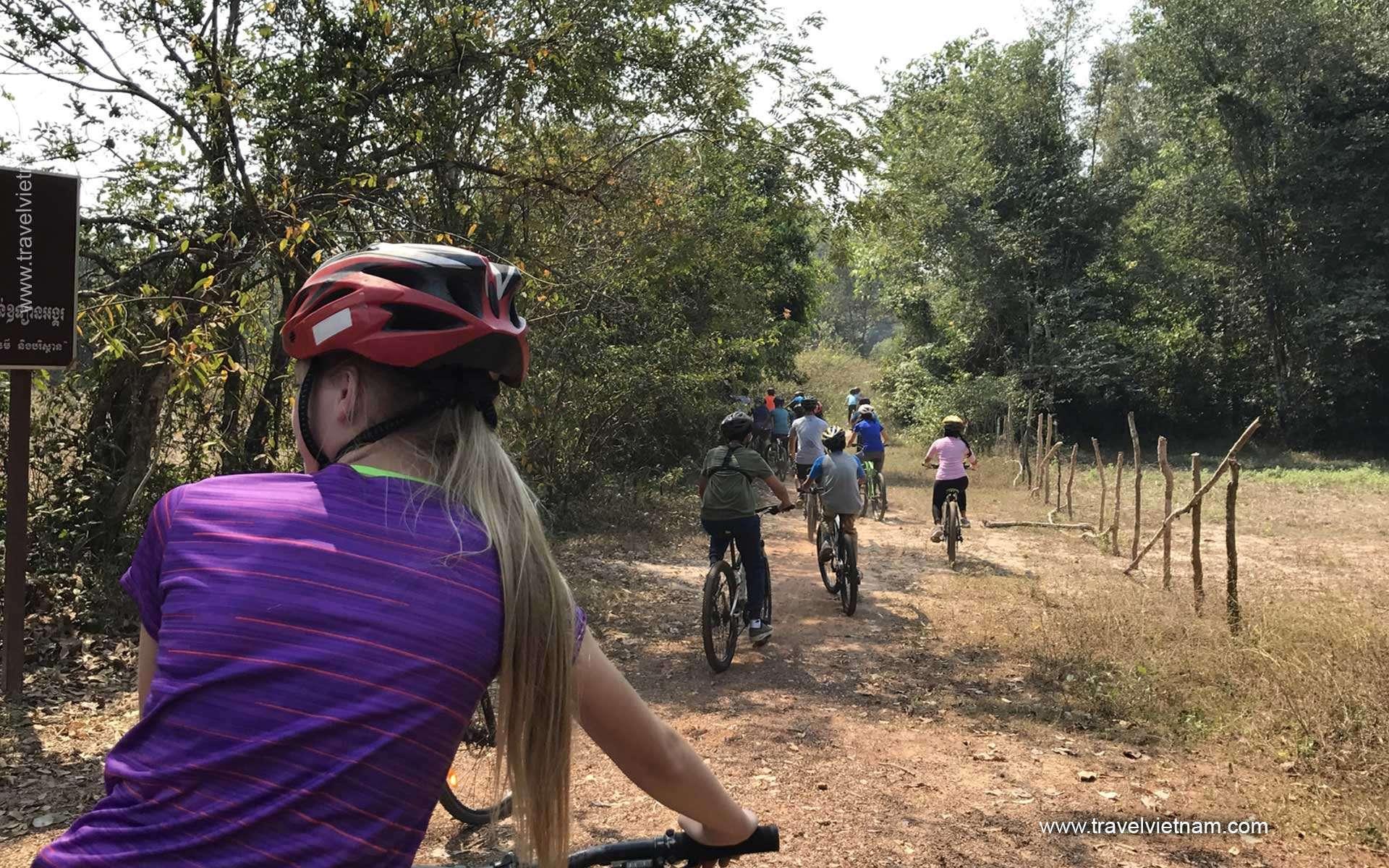 Biking Vietnam & Cambodia - 12 Days