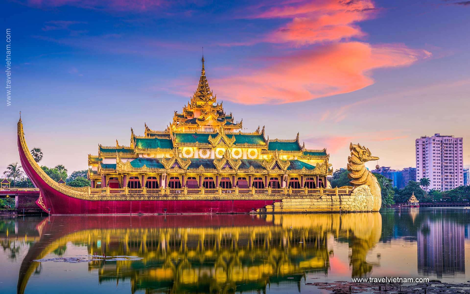 Exotic Vietnam & Myanmar - 14 Days