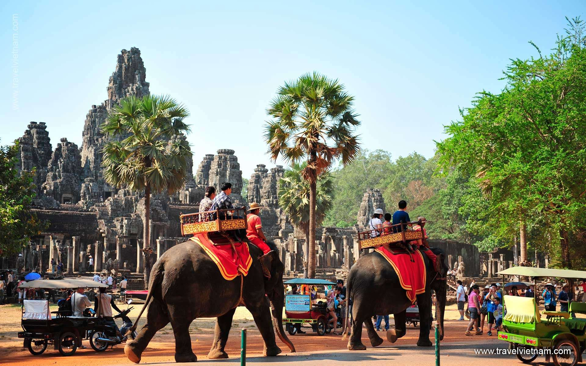 Heritages of Vietnam & Cambodia