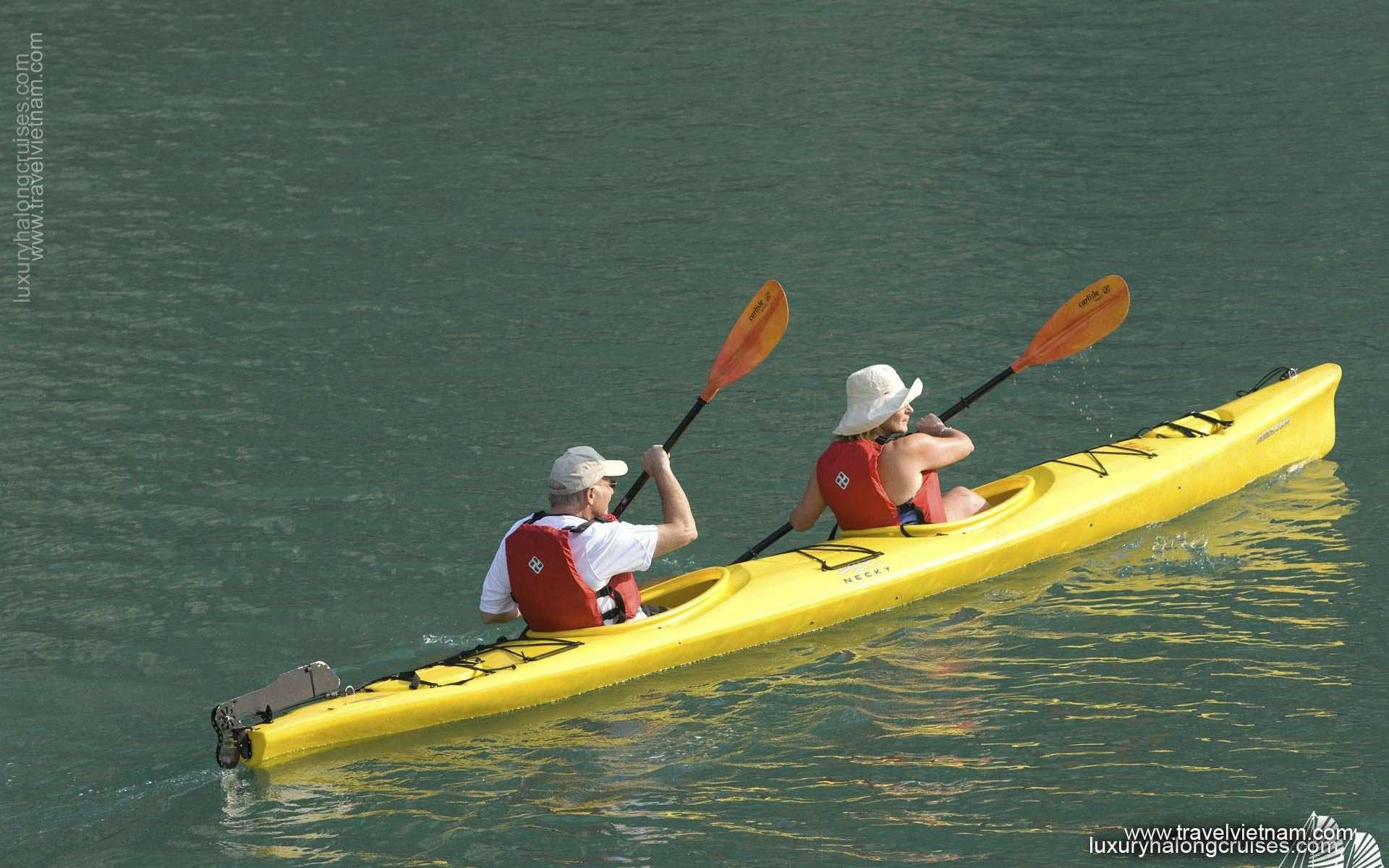 Kayaking Alla Baia Di Halong & Esplora Della Isola Di Cat Ba – 4 Giorni 3 Notti