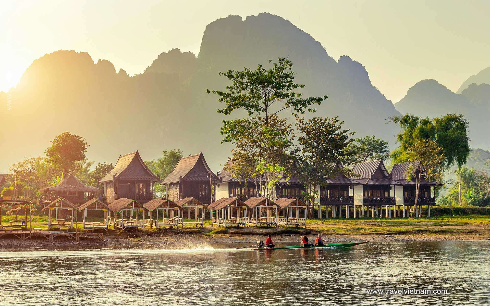 North Vietnam & Laos Adventure - 13 Days
