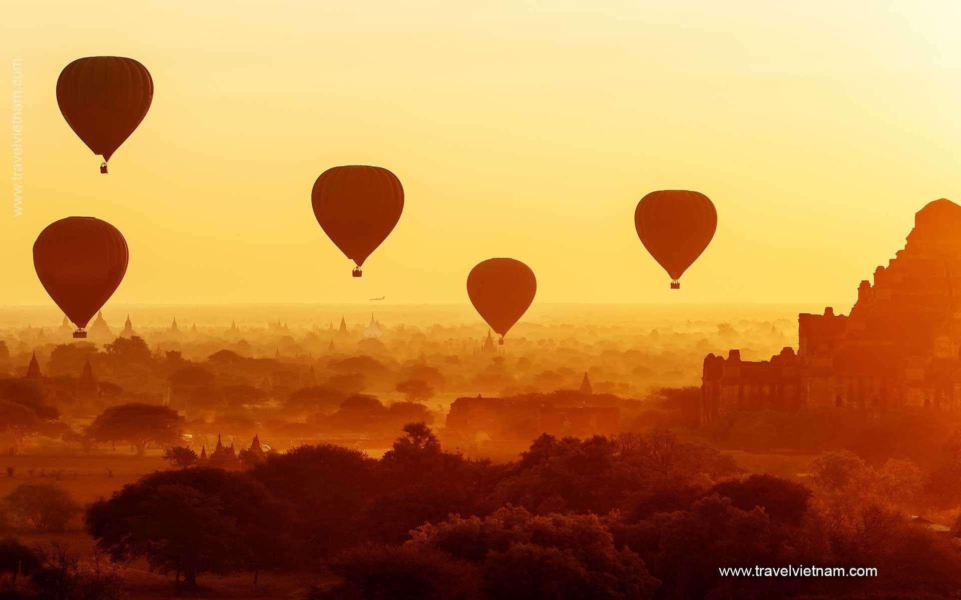 From Angkor Wat to Bagan - 12 Days
