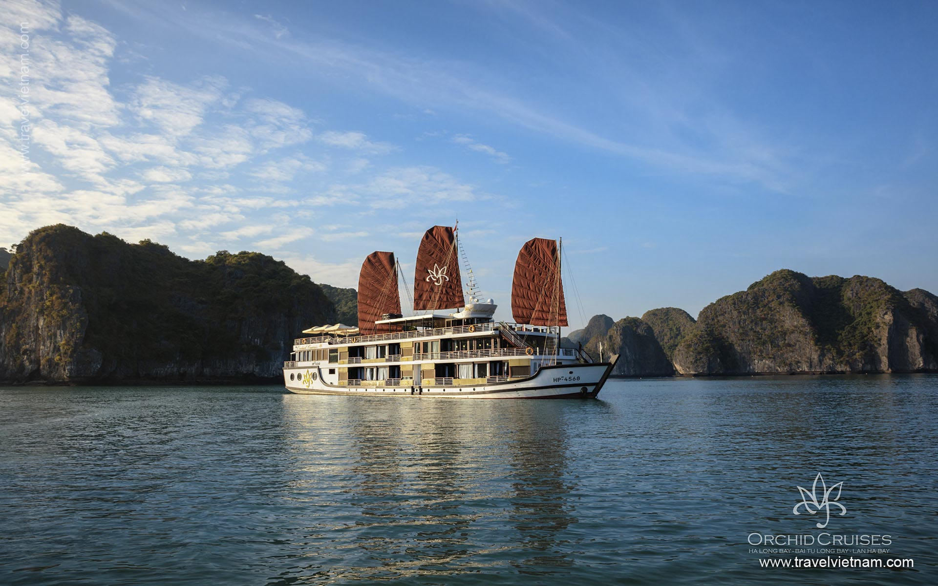 Orchid Cruises