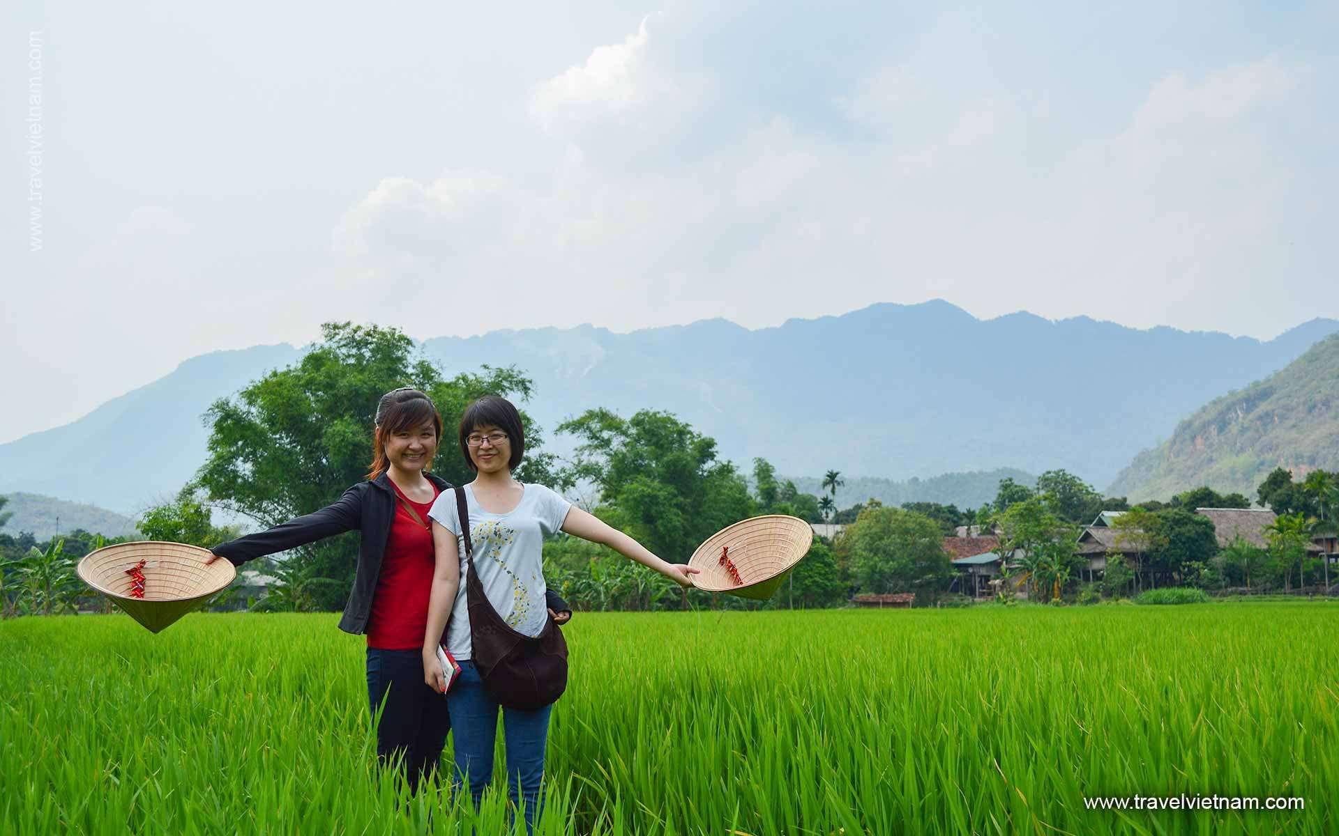Trekking Mai Chau Sapa