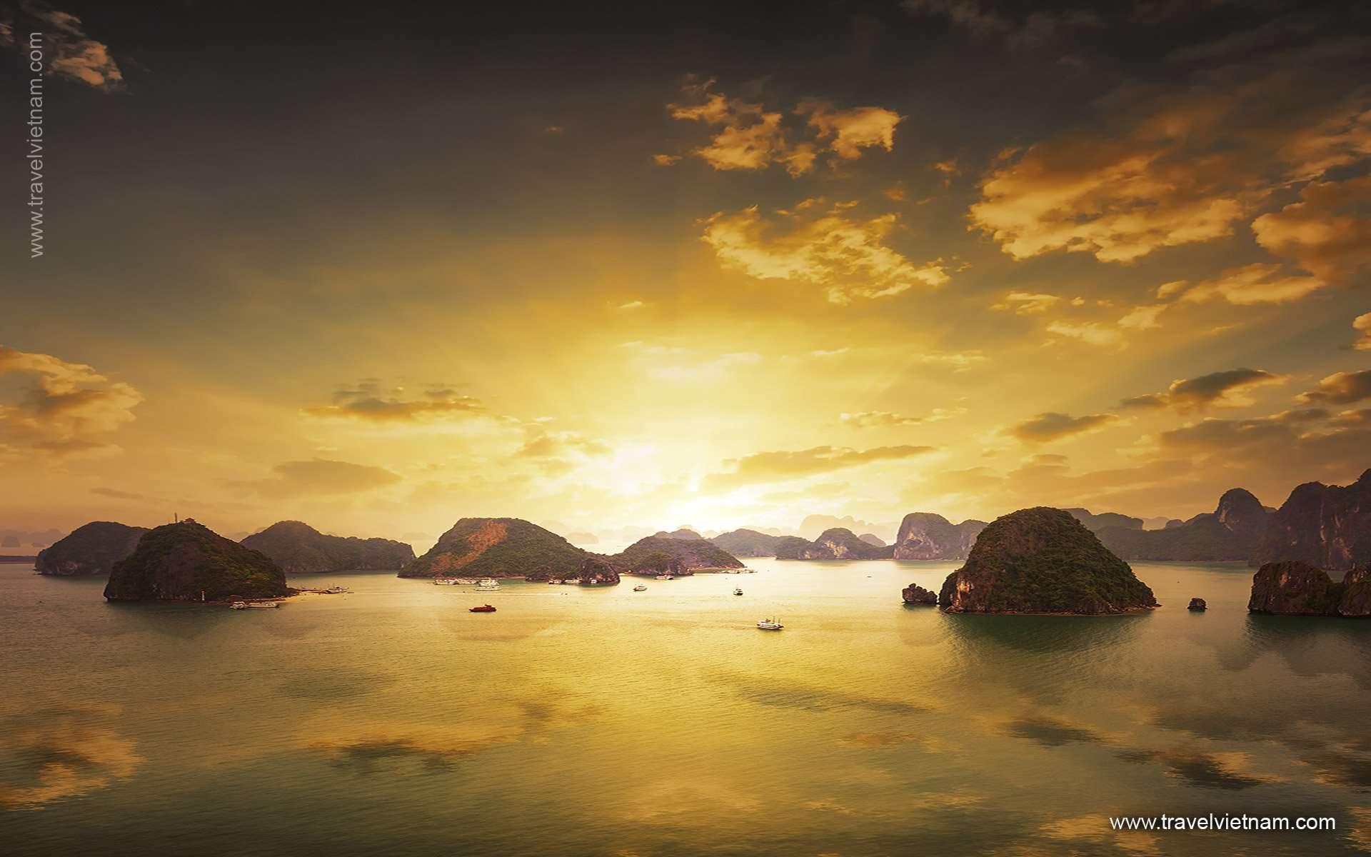 Visit Hanoi, Cruise Halong Bay - Promotion