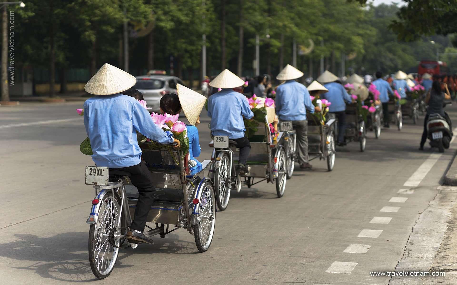 Biking North Vietnam - 4 Days