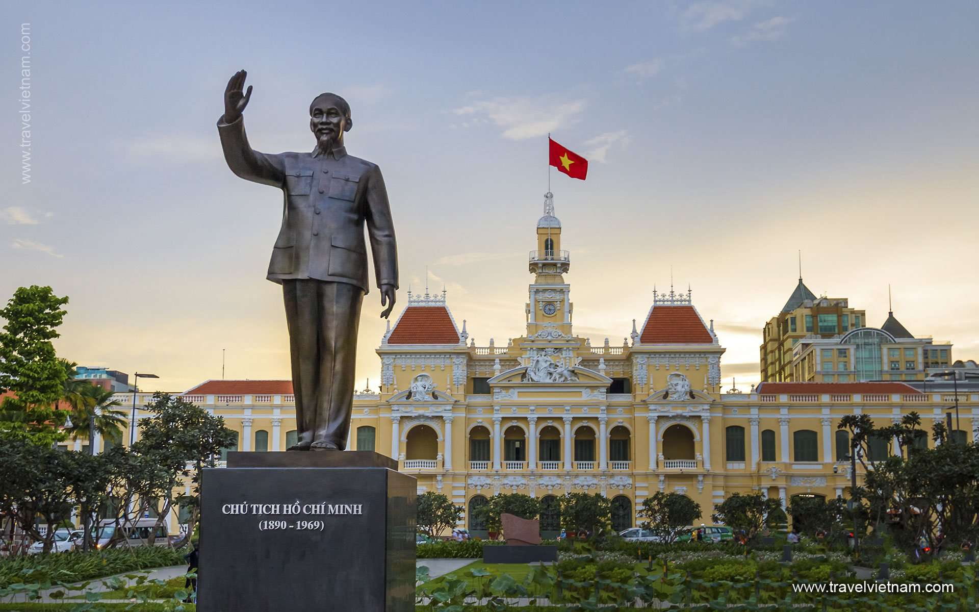 Tour Saigon & Mui Ne - 5 Days - Promotion