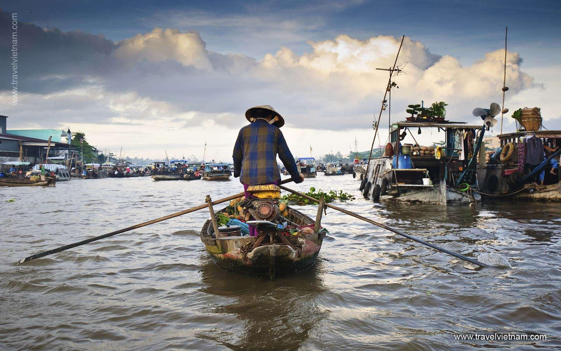 Saigon & Mekong - Promotion