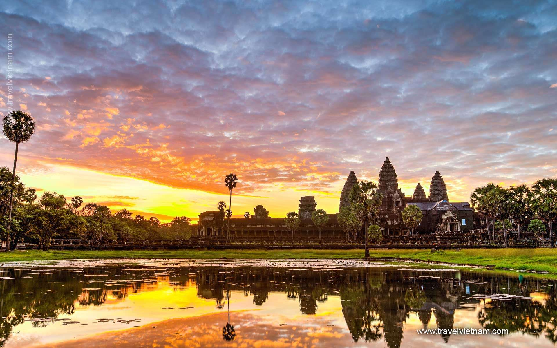 Central Vietnam & Angkor Temples - 7 Days