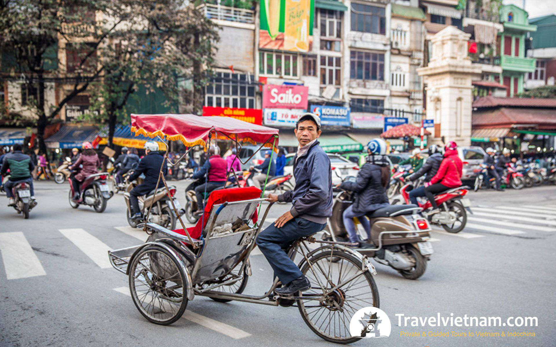 What is cyclo ( Xich Lo) in Vietnam?