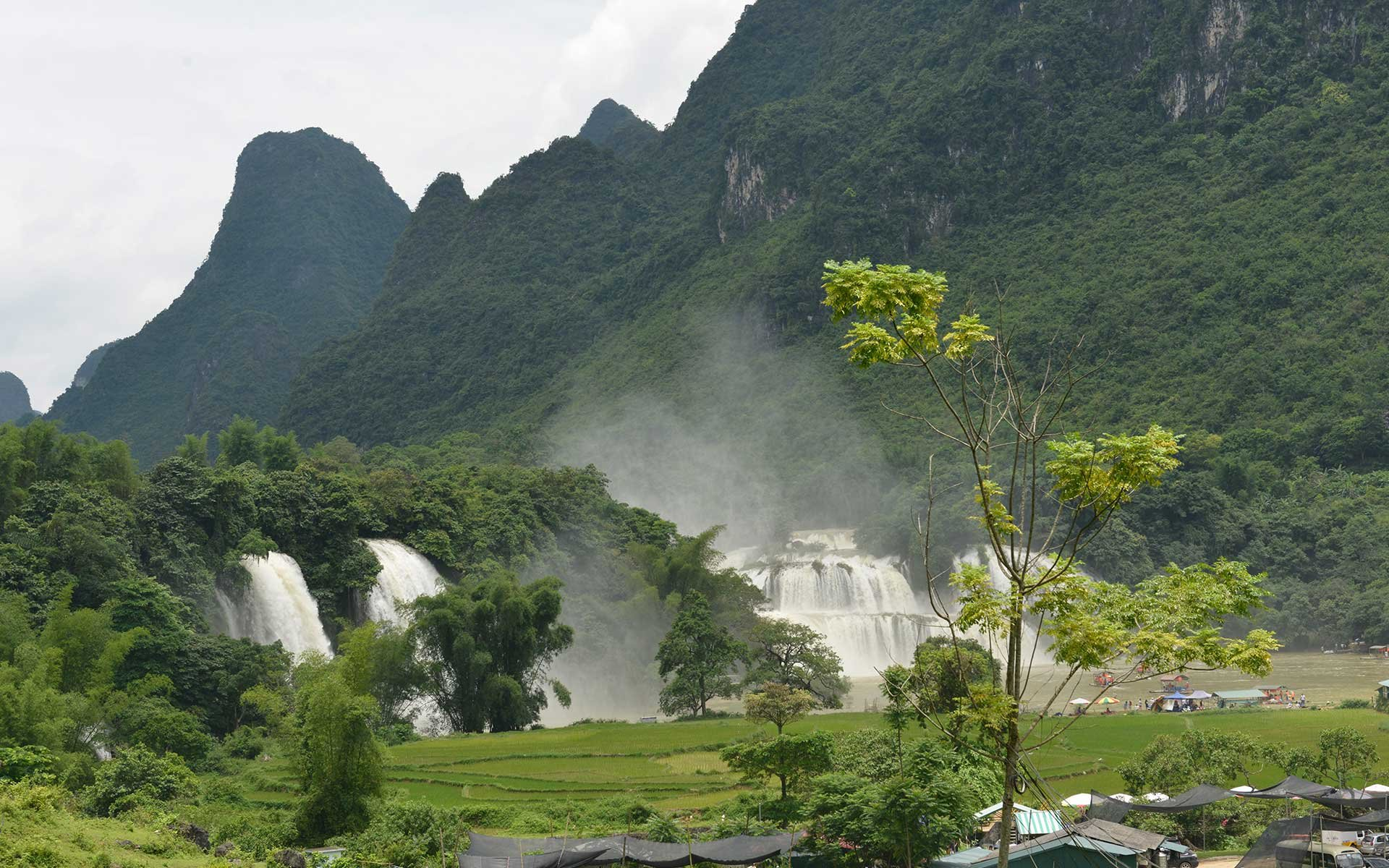 Visit Ban Gioc Waterfall - Experience Homestay in Bac Kan - 3 Days