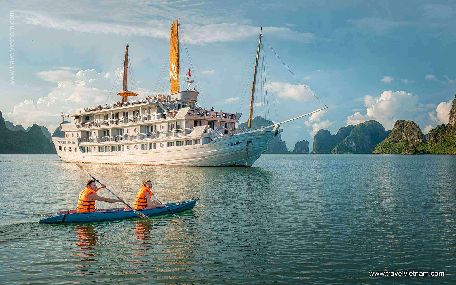 Visit Hanoi, Cruise Halong Bay - Promotion