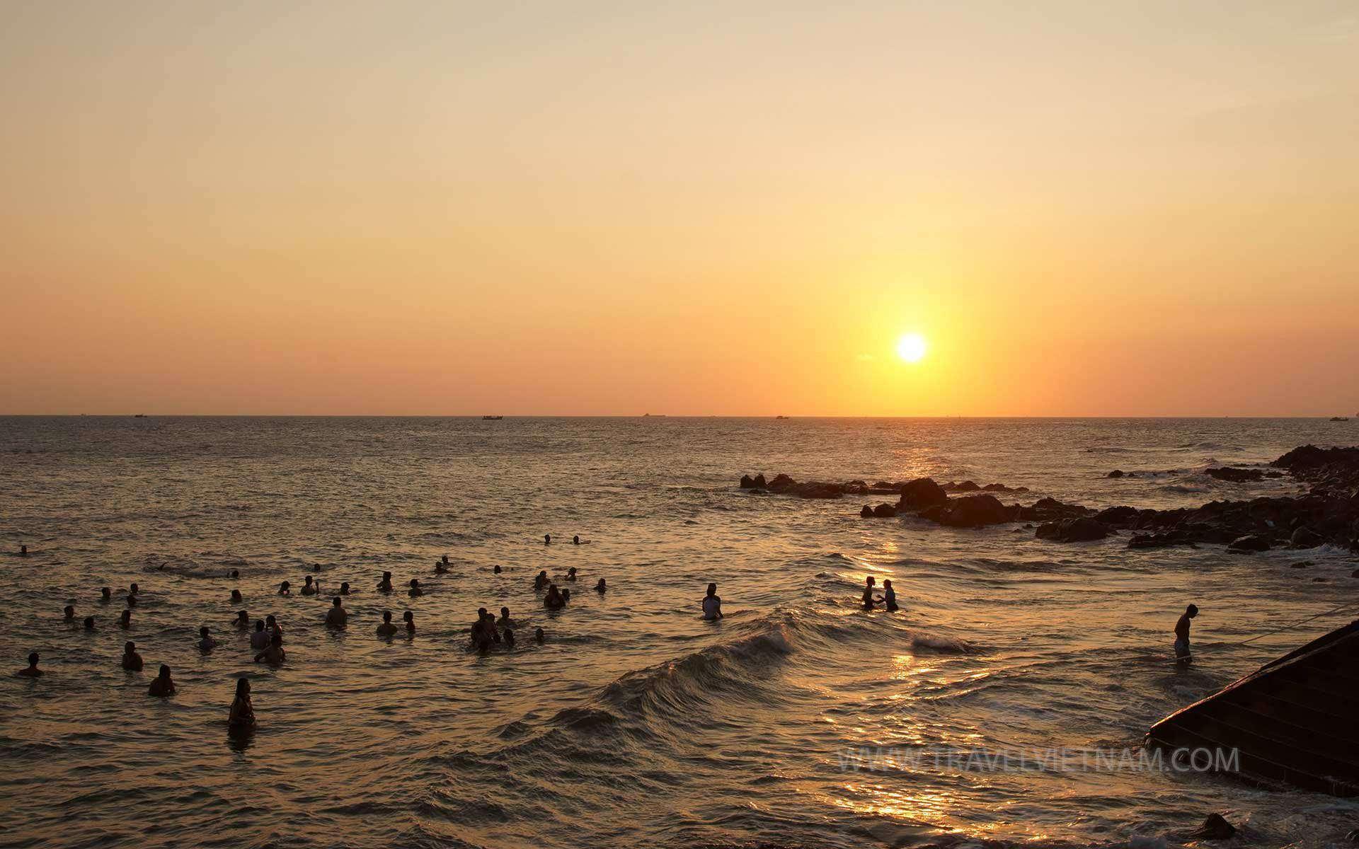 Vung Tau Beach Relax