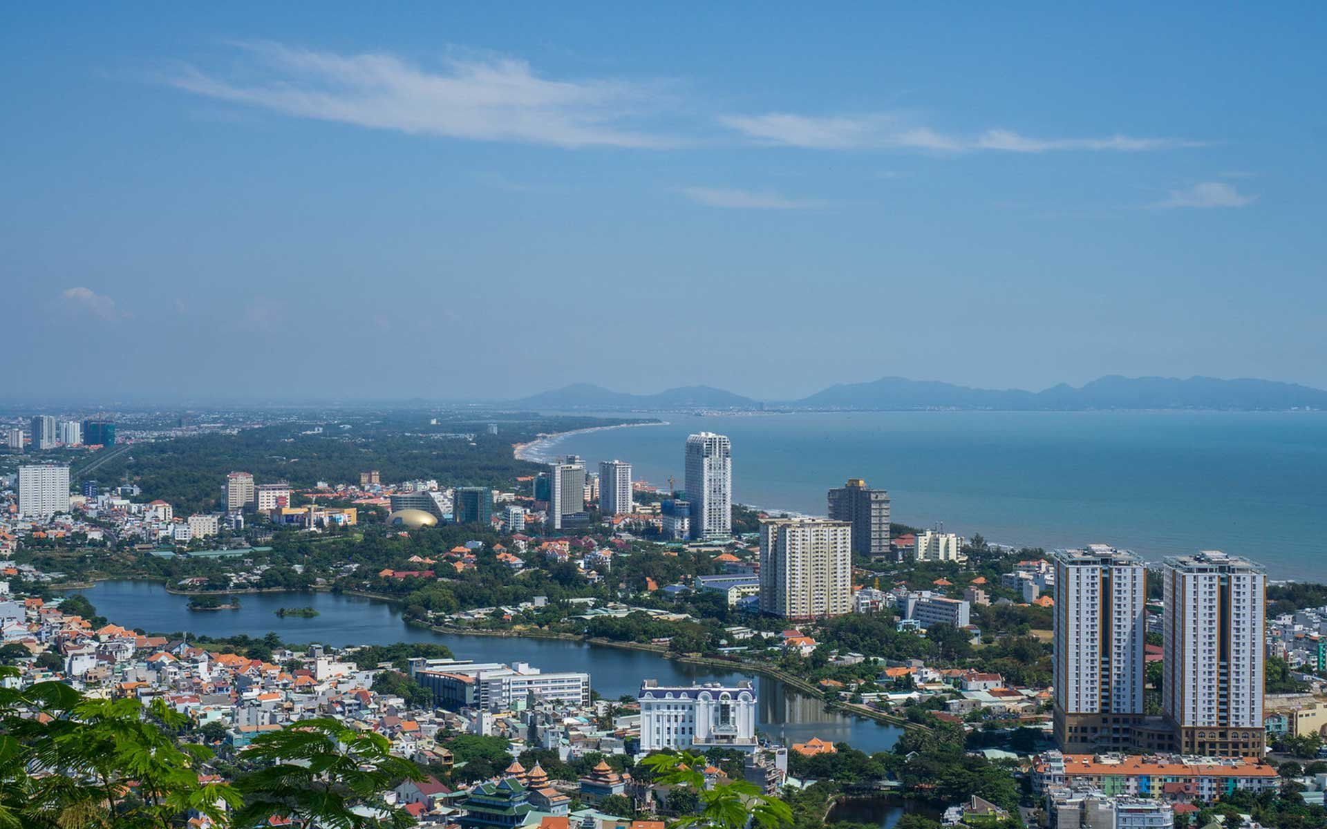 Vung Tau City Tour Half Day