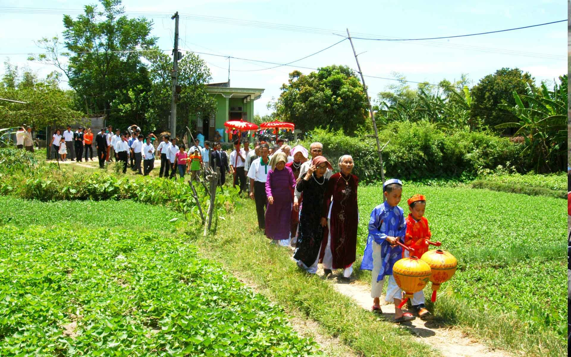 Overview of Vietnamese Culture