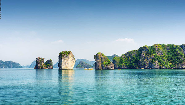 Best Time visit Halong Bay: March to May
