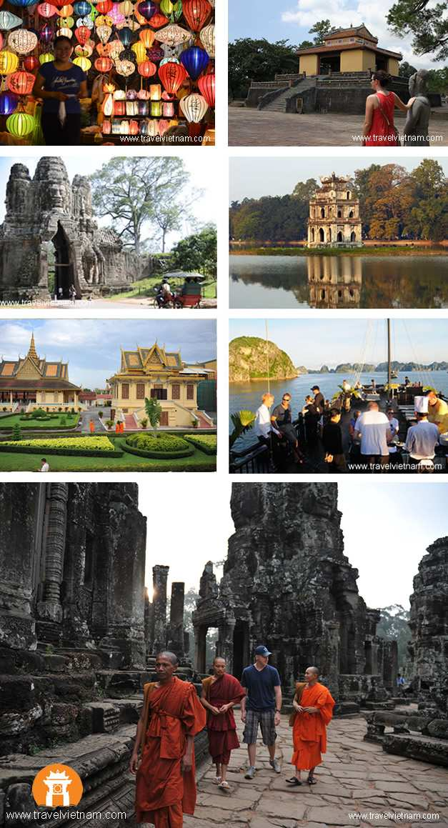 Highlights Of Vietnam Cambodia