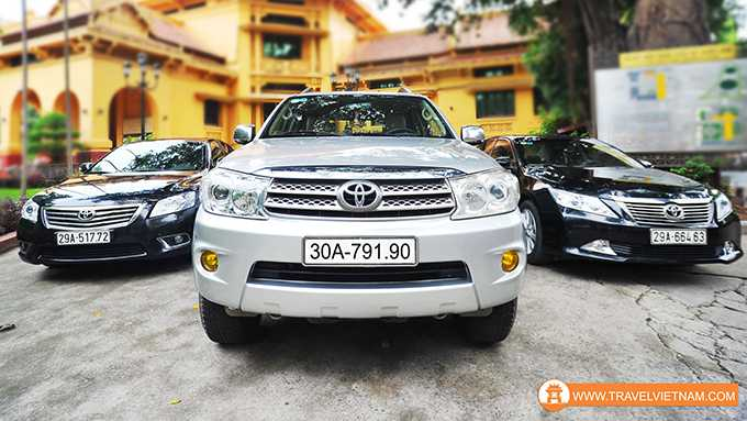 asia travel and leisure cars big